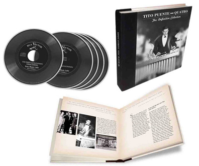 Tito Puente - Quatro - The Definitive Collection (2016).Flac