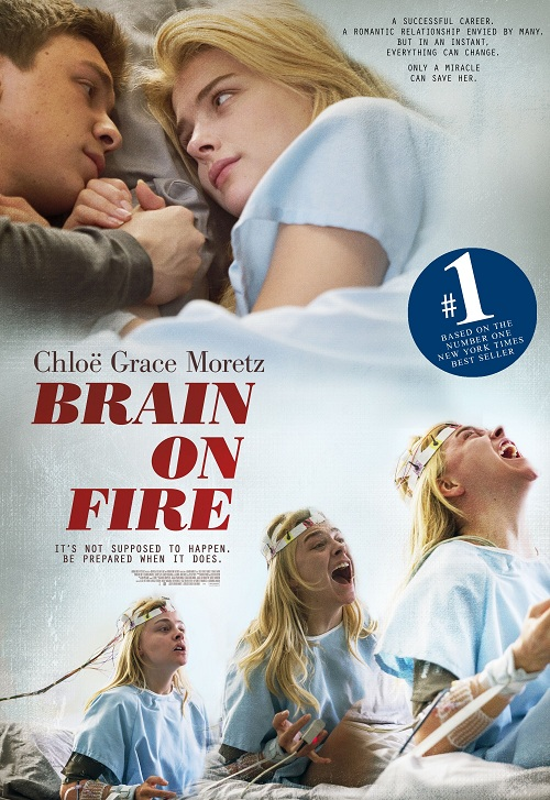 Brain on Fire Film indir