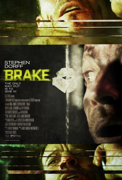 Ölüme Çeyrek Kala – Brake (2012) Türkçe Dublaj Film İndir