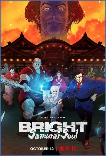 Bright Samurai Soul 2021 1080p NF WEB-DL DDP5 1 Atmos x264-EVO