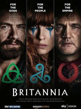 Britannia - Stagione 1 (2018) (8/9) DLMux ITA ENG AC3 Avi