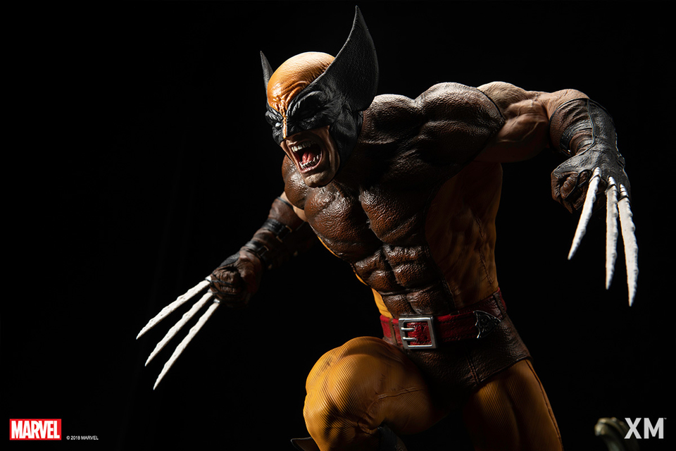 Premium Collectibles : Wolverine brown** - Page 2 Brownw005j3j00