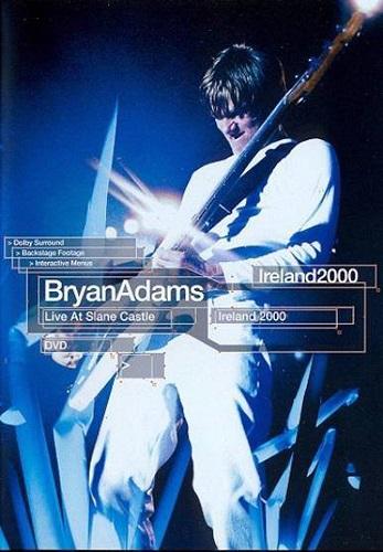 Bryan Adams - Live at Slane Castle (2001) [DVDRip]