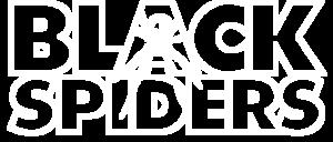 Black Spiders logo