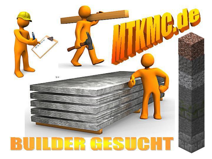 BUILDER für unseren Server gesucht!