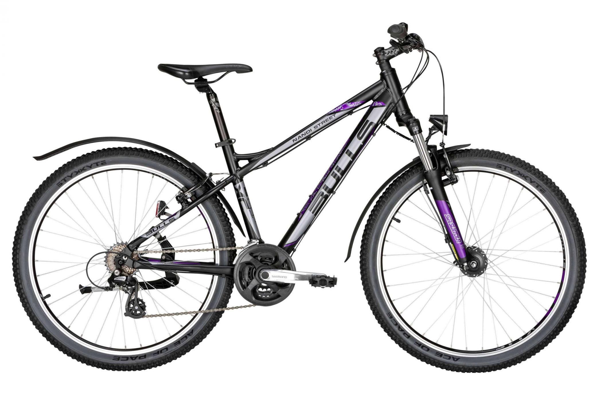 damen mountainbike bulls nandi street fahrrad shimano 21g. Black Bedroom Furniture Sets. Home Design Ideas
