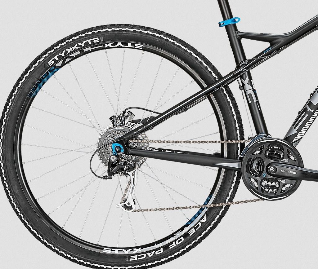 mountainbike bulls sharptail 29 zoll fahrrad 51 cm schwarz blau shimano 24 g ebay. Black Bedroom Furniture Sets. Home Design Ideas