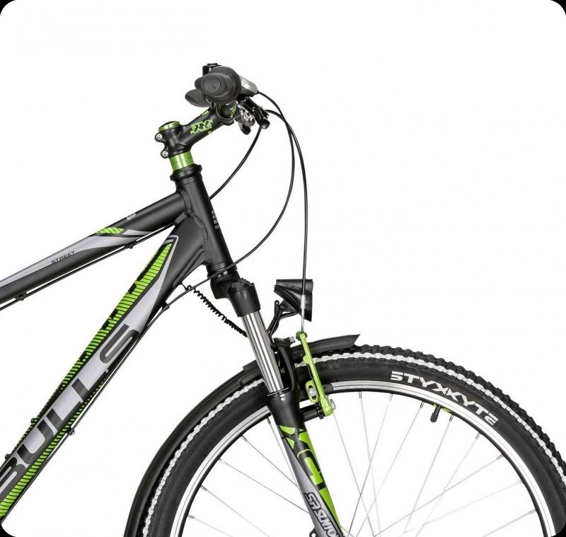 bike bulls sharptail street 26 inch black mountain bike. Black Bedroom Furniture Sets. Home Design Ideas