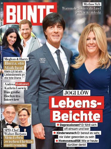 Cover: Bunte Magazin No 24 vom 10  Juni 2021