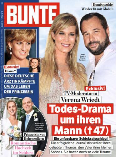 Cover: Bunte Magazin No 27 vom 01  Juli 2021