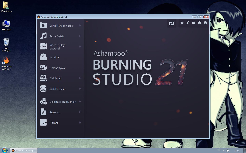 burning studio 217zjaa