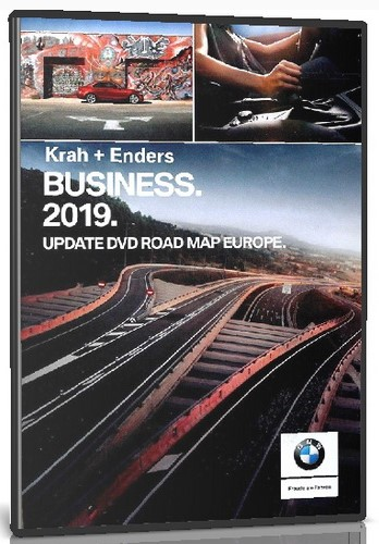 Bmw Navigation Update Dvd Road Map Europe Business 2019 Gps