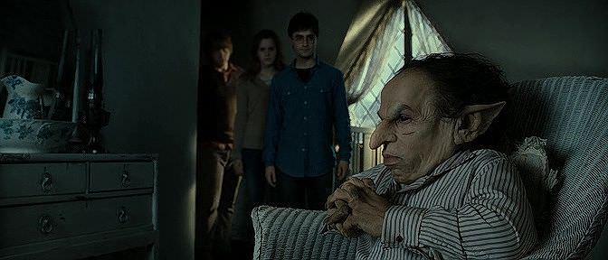 Harry Potter ve Ölüm Yadigarları Bölüm 2 Ekran Görüntüsü 2
