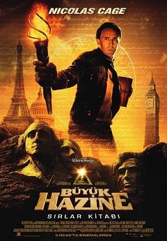 Büyük Hazine 2: Sırlar Kitabı - 2007 Bluray Dual 720p indir