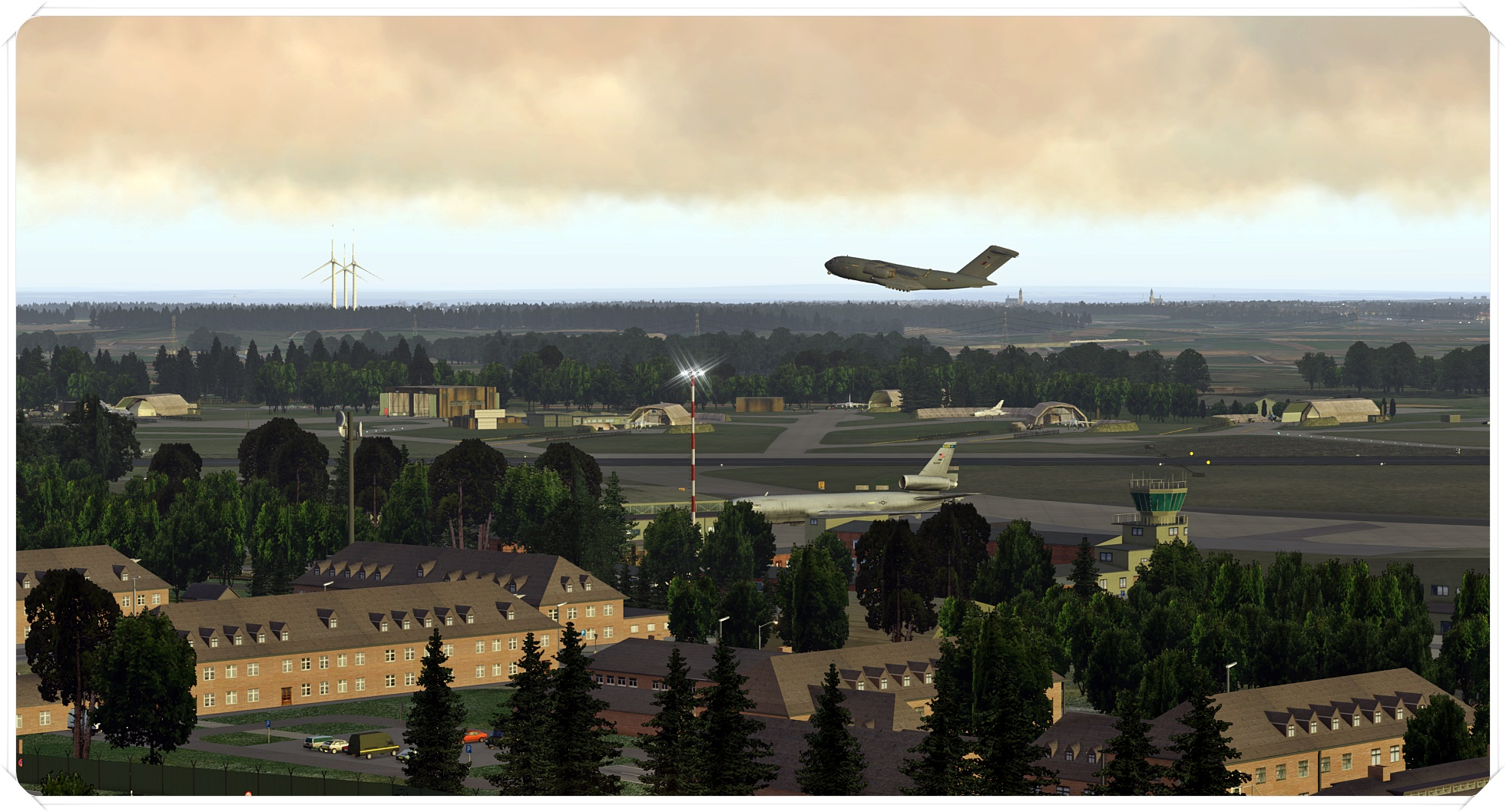 RAF Gütersloh now for X-Plane 11