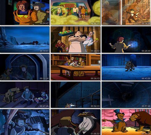 Scooby-doo Abracadabra-doo Ekran Görüntüsü 1