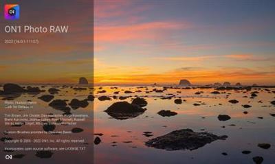 ON1 Photo RAW 2022 v16.0.1.11137 Portable (x64)