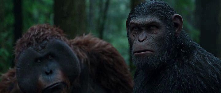 Maymunlar Cehennemi 3: Savaş Ekran Görüntüsü 1
