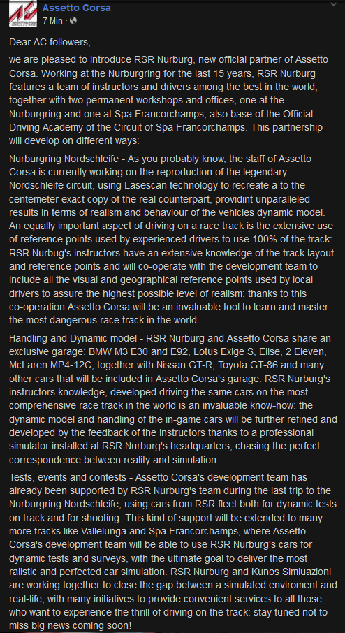 Apex Car Rental Nurburgring