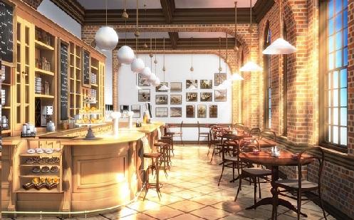 Café Biskuit Cafe1hkjxx