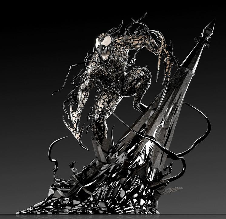 Premium Collectibles : Carnage Caleb-nefzen-carnage-basen