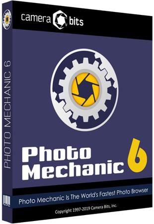 Camera Bits Photo Mechanic v6.0 Build 5560 (x64)