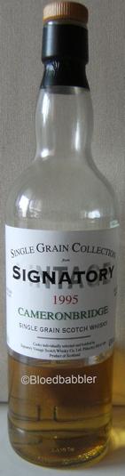 Cameronbridge 1995/2013 Flasche