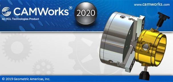 CAMWorks 2020 SP2 Build 2020.04.13 for Solidworks 2019-2020 (x64)