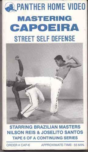 Mastering Capoeira Eğitim Seti İndir DVD