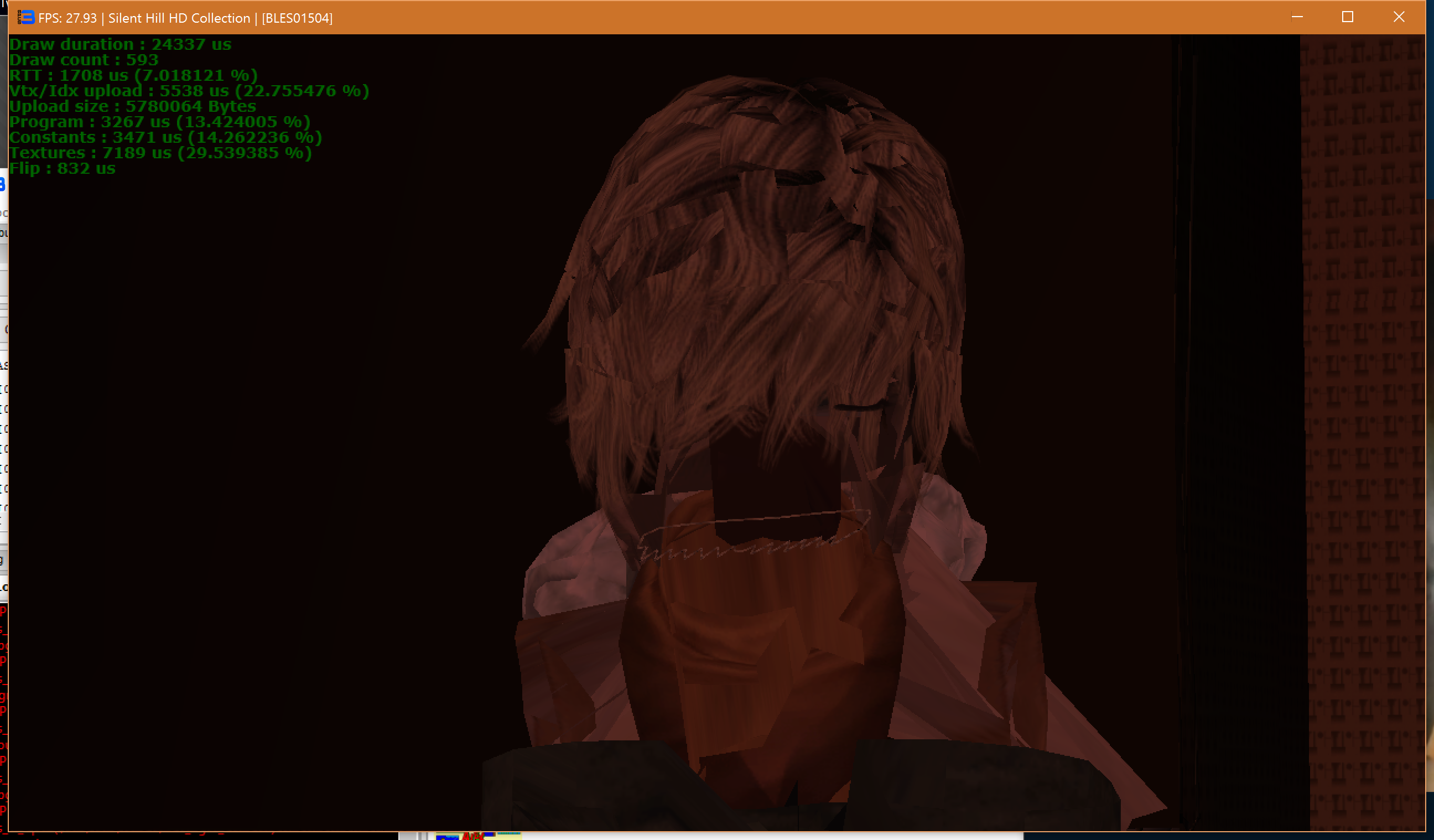 Silent Hill HD Collection Running in RPCS3 : emulation