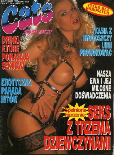 Cover: Cats No 03 1996