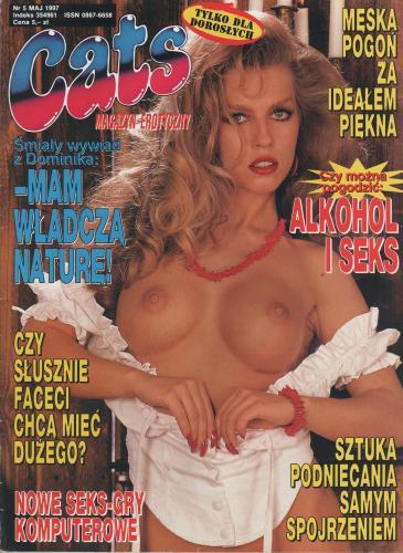 Cover: Cats No 05 1997