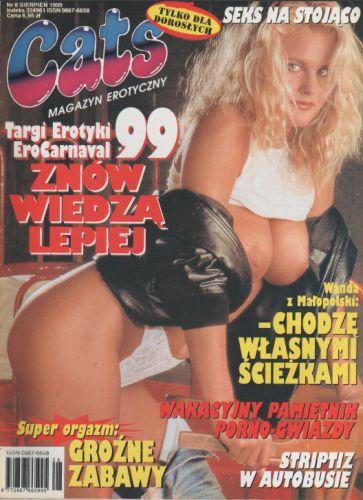 Cover: Cats No 08 1999