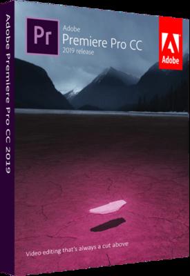 Adobe Premiere Pro CC 2019 v13.0.3.9 Multi - ITA