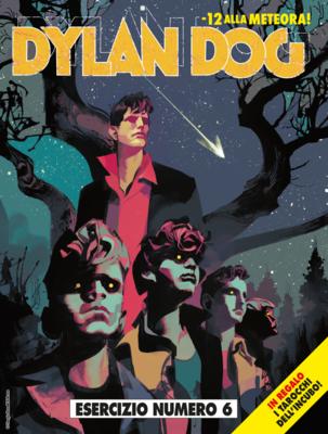 Dylan Dog - Volume 388 - Esercizio numero 6 (12/2018)