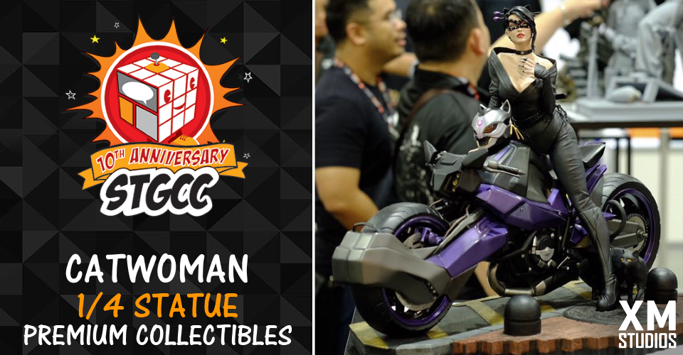XM Studios: Coverage STGCC 2017 - September 09-10 - Page 2 Catwoman8abp8