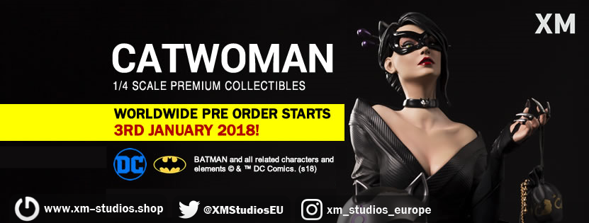 Premium Collectibles : Catwoman - Page 3 Catwomanluoze