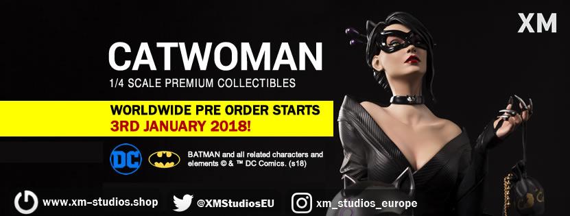 XM Studios : Officiellement distribué en Europe ! - Page 6 Catwomanluoze
