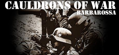 Cauldrons of War Barbarossa-Drmfree