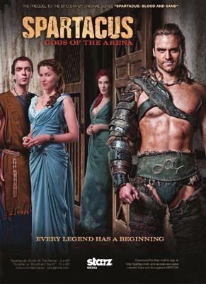 Spartacus - I Dei dell Arena - Stagione Unica (2011) (Completa) BDMux ITA MP3 Avi