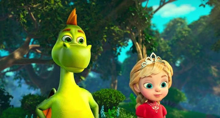 Prenses ve Ejderha Ekran Görüntüsü 2