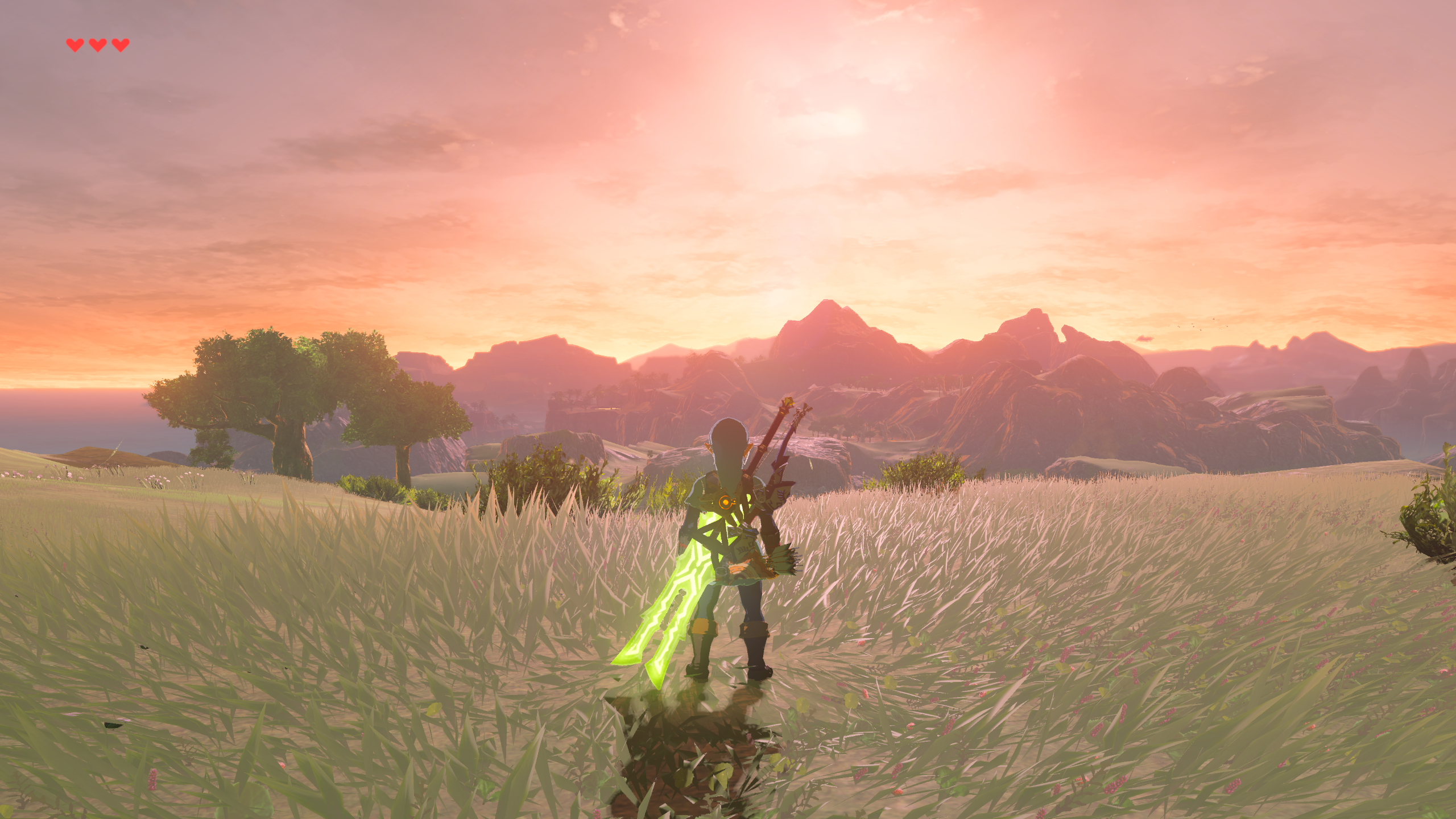 Zelda Breath of the Wild on PC(CEMU) | Game can now be
