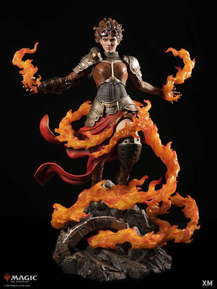 Premium Collectibles : MTG - Chandra Nalaar 1/4 Statue Chandra_010b9aj1g
