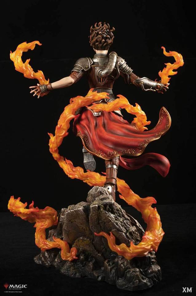 Premium Collectibles : MTG - Chandra Nalaar 1/4 Statue Chandra_015jdjh5