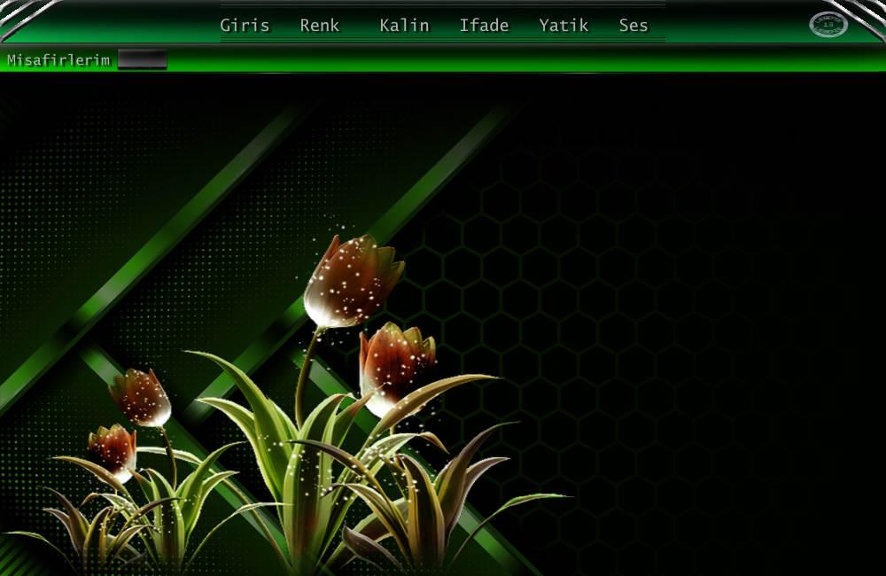 Çiçekler Radyo Tema -4