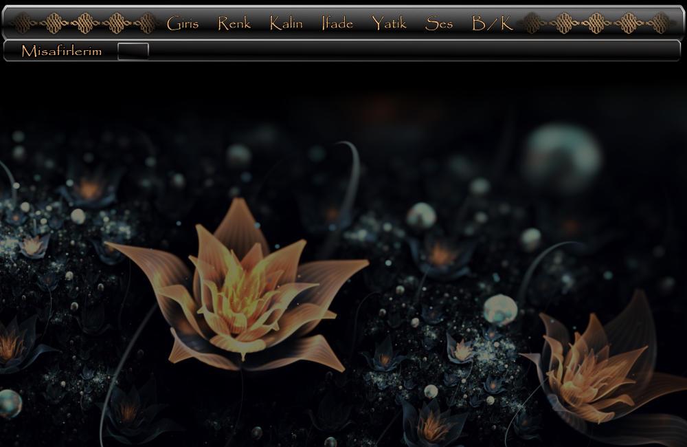 Çiçekler Radyo Tema -5