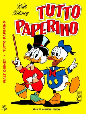 I classici di Walt Disney I serie N. 22 Tutto Paperino (1966-06)