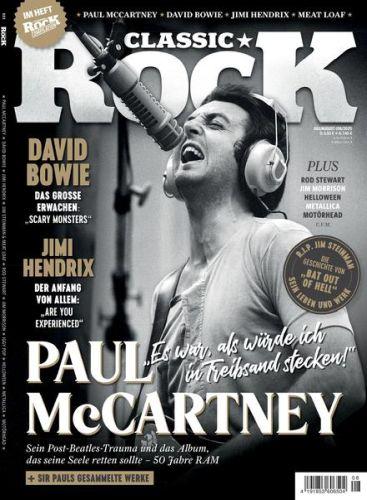 Cover: Classic Rock Magazin No 07 Juli 2021