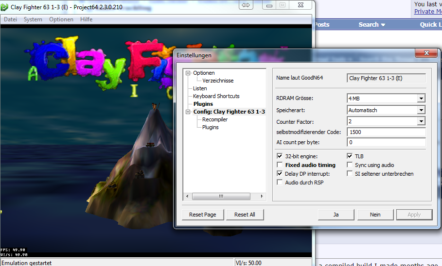 Audio crackling - Project64 Forums