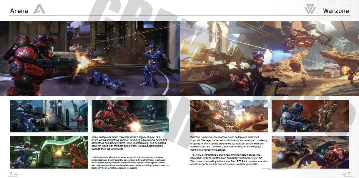 Halo 5: Guardians (Xbox One) - Halloween Update (p80) - Page